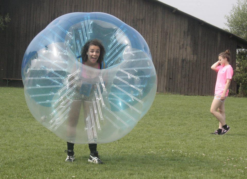 NL Kids Bubbelvoetbal